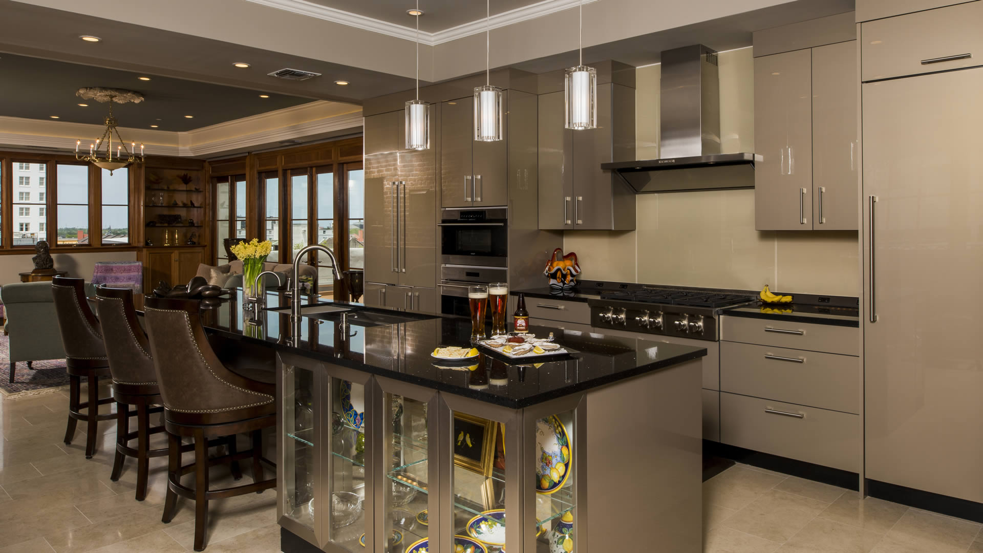 Interior Design Photos: Contemporary Style Kitchen Design ...