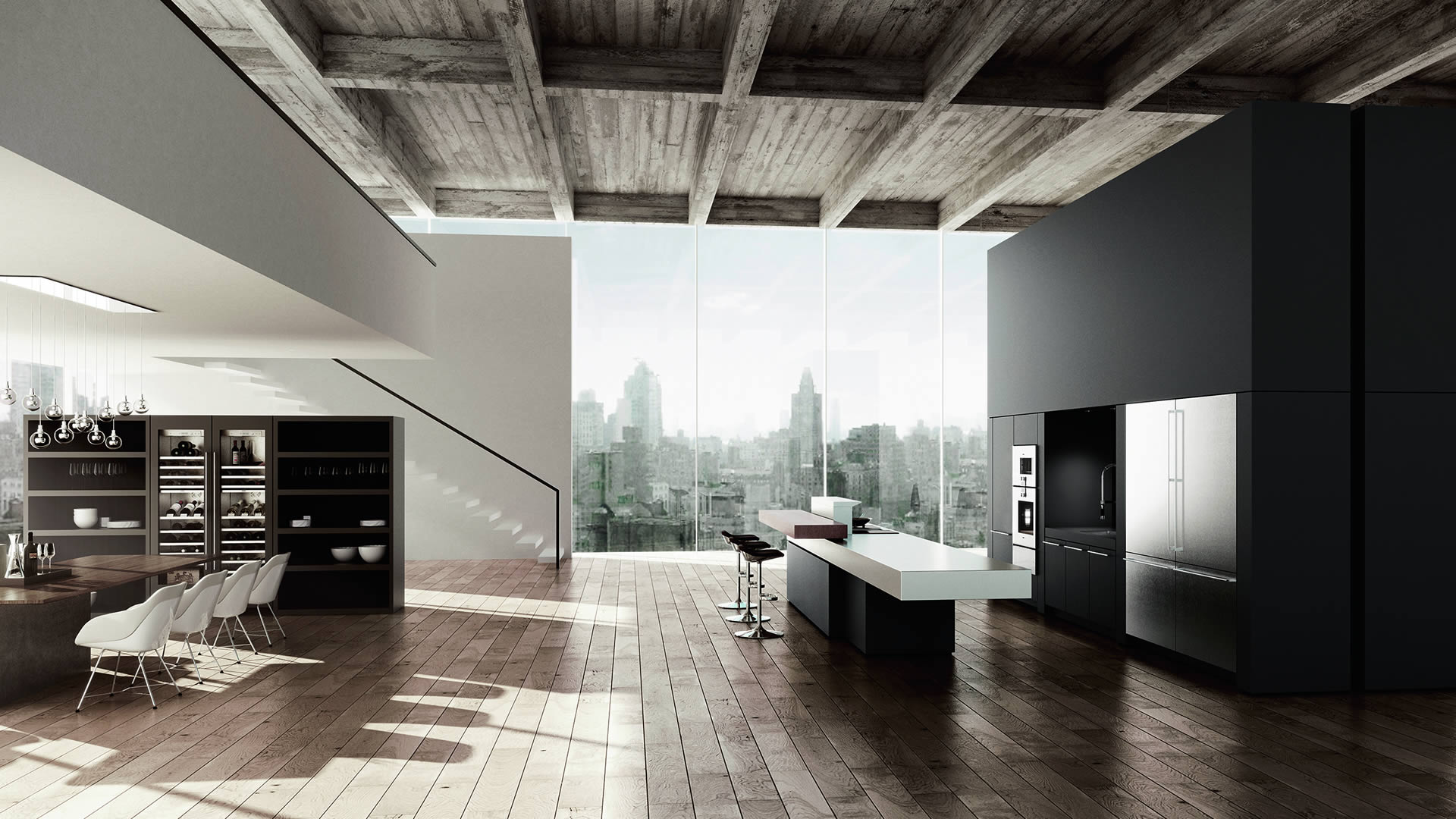 GAGGENAU | Fine Luxury Kitchen Appliances - Nordic Kitchens ...