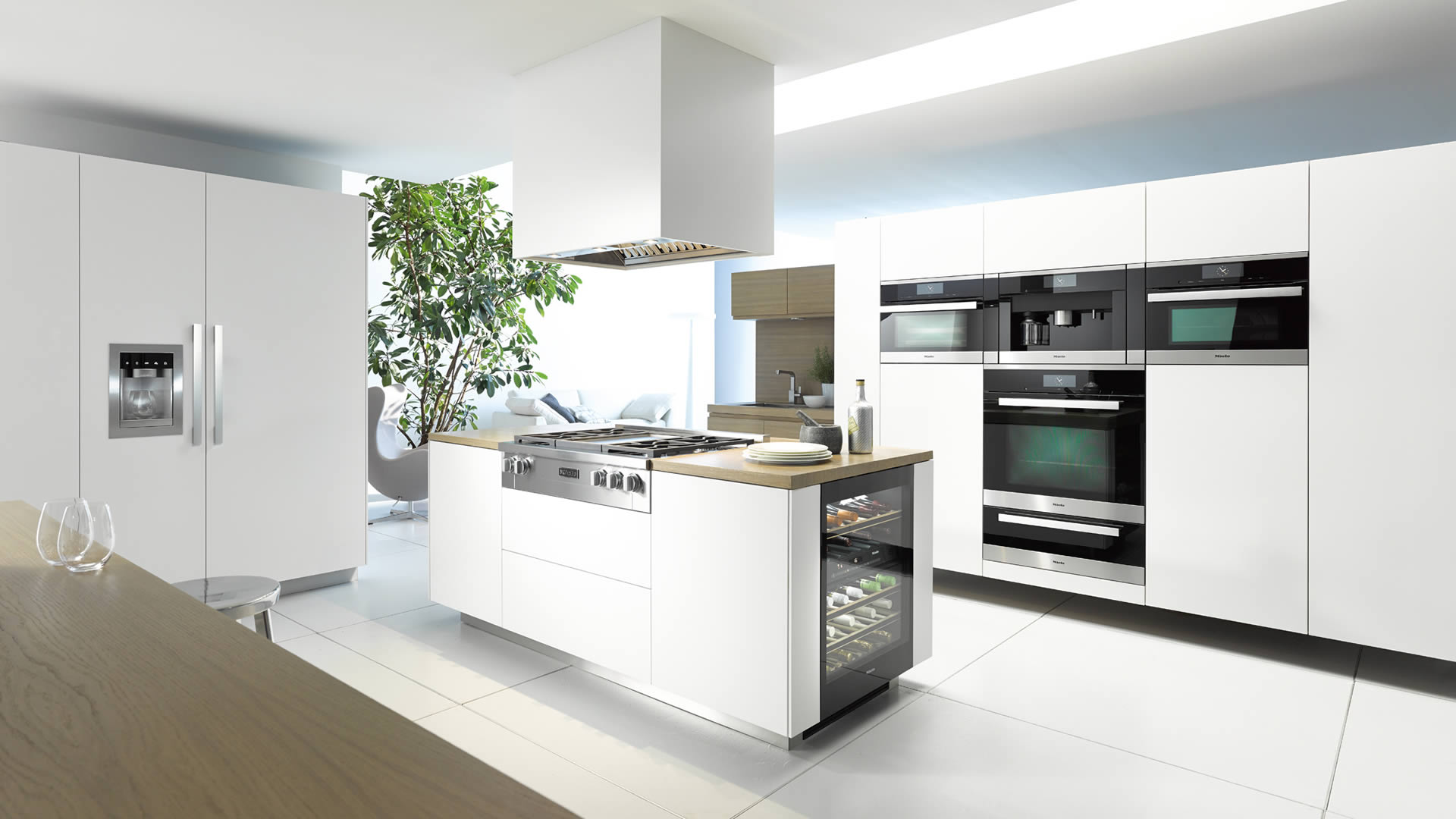 MIELE | Fine Luxury Kitchen Appliances - Nordic Kitchens and Baths ...
