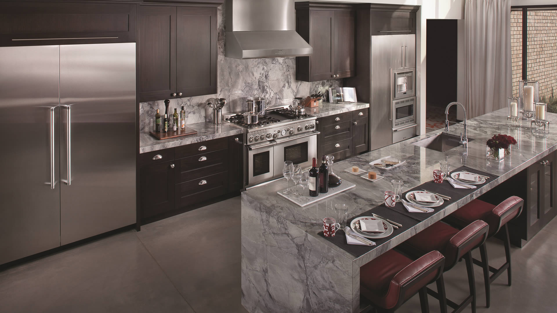 THERMADOR | Fine Luxury Kitchen Appliances - Nordic Kitchens and ...